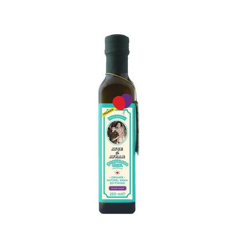 Çocuklara Özel Organik Natürel Sızma Zeytinyağı 250 ml