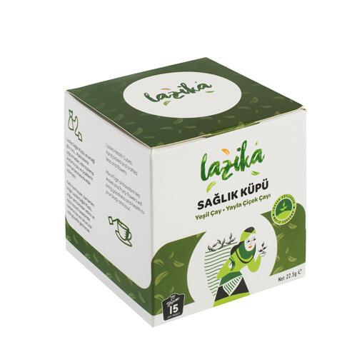 El Yapımı Bitki Çayı - Yeşil Çay, Yayla Çiçek Çayı