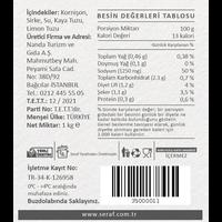 Küçük Kornişon Turşu, 1 kg - Thumbnail