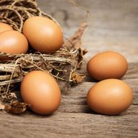 Sadece İstanbul İçi Teslimat - Organik Yumurta, 10 Adet