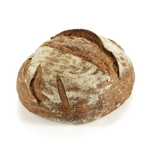 Cevizli Ekşi Mayalı Tam Buğday Ekmeği, 1 Adet