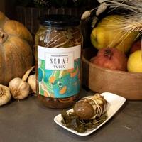 Seraf Patlıcan Turşusu, 1 kg - Thumbnail
