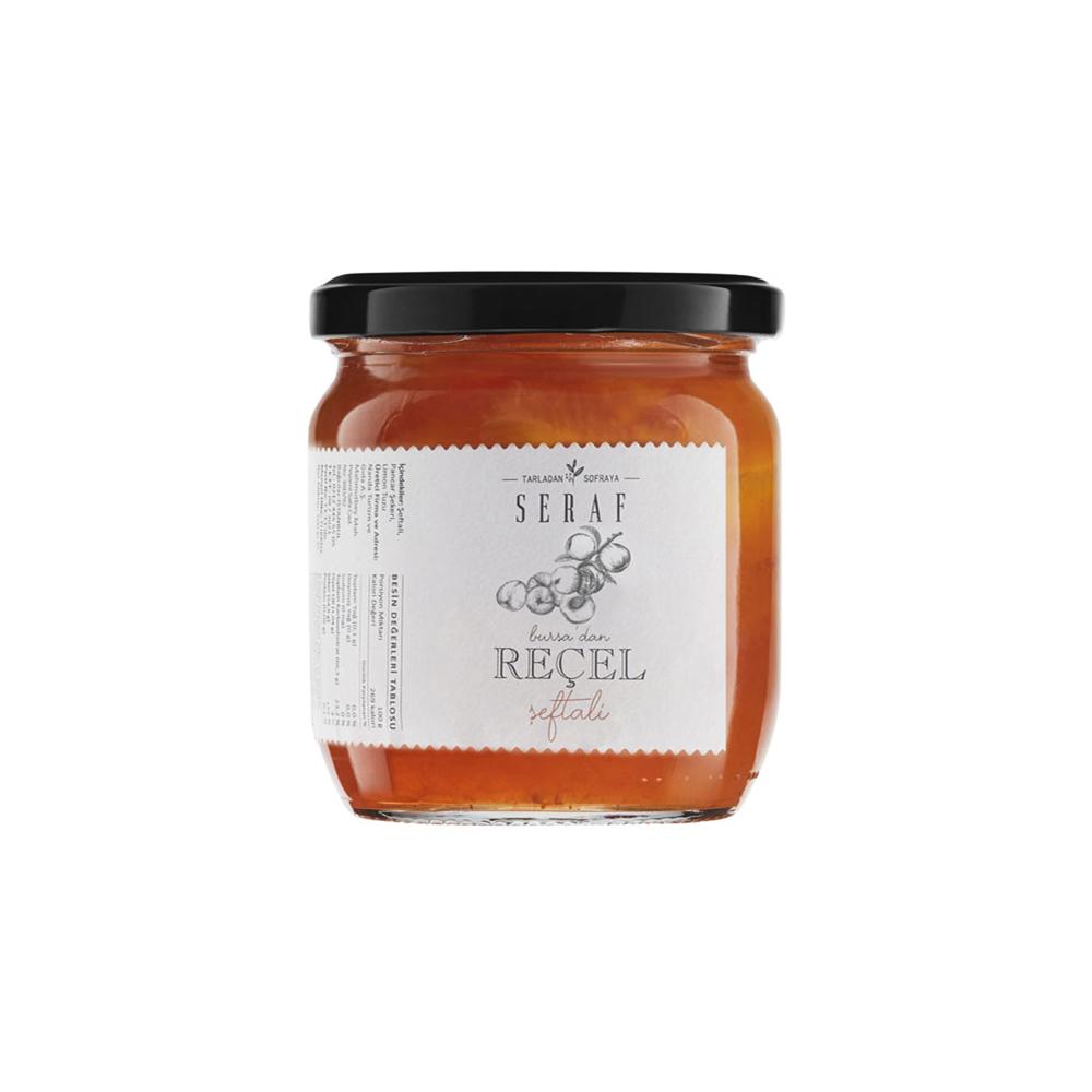 Şeftali Reçeli, 500 gr