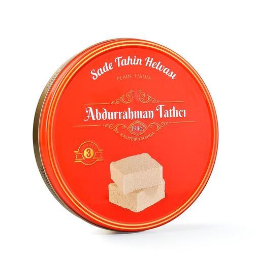 Tahin Helvası Sade Teneke, 650 Gr