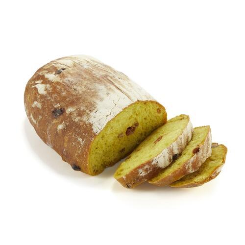 Cevizli ve Üzümlü Zerdeçallı Ekşi Mayalı Ekmek, 1 Adet