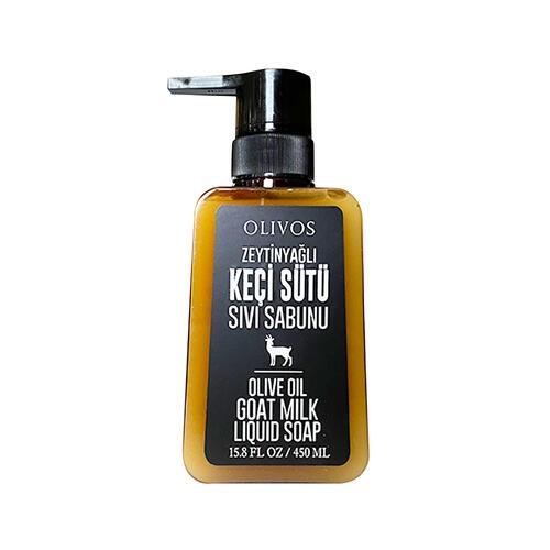 Zeytinyağlı Keçi Sütü Sıvı El Sabunu, 450 ML